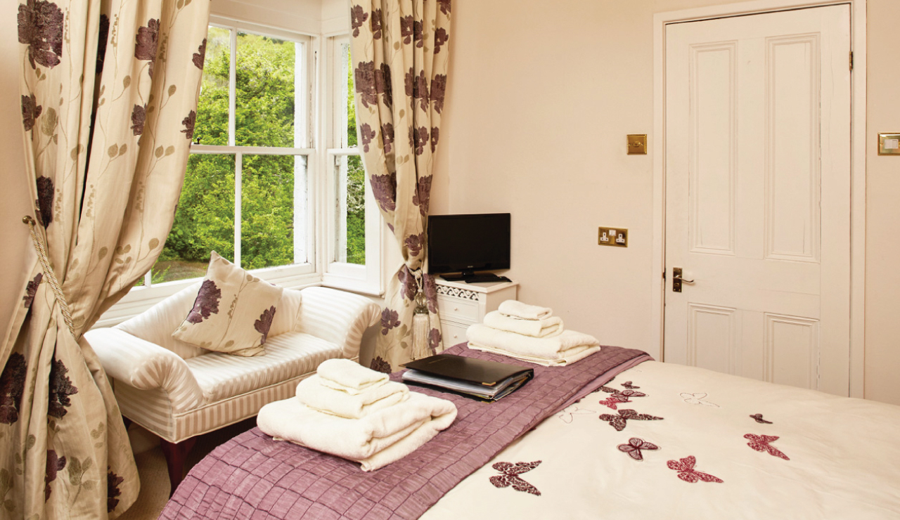 Lilac Double Room